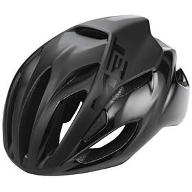 MET Rivale - Casco de bicicleta - negro